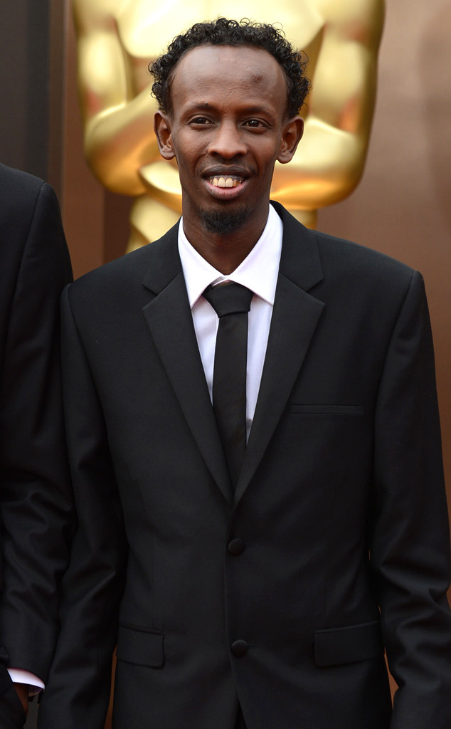 Barkhad Abdi only made $65.000 from big box office movie Captian Phillips!?