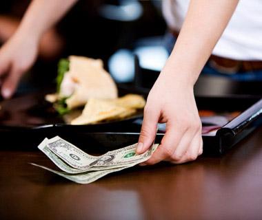 Should I tip more based on my ethnicity?